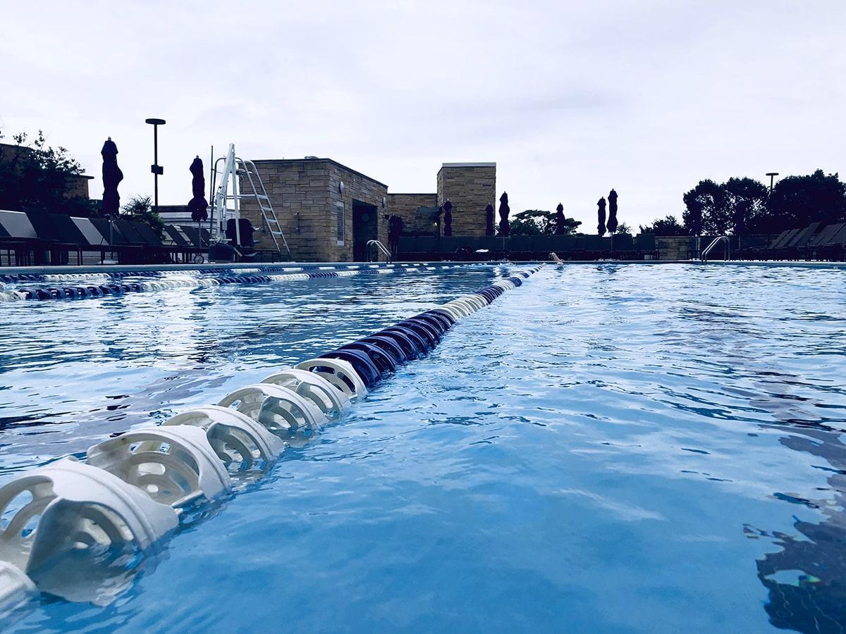 Pool - Hilton Living Well