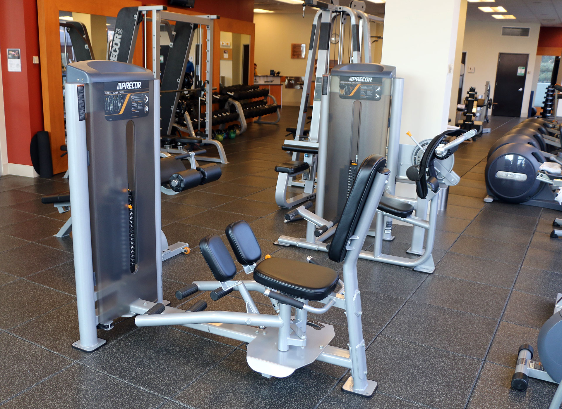 Gym Side - Hilton Living Well